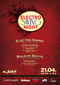 e feld electro swing night party koeln small Electro Swing Night in Köln