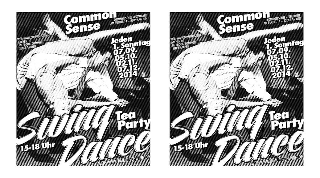 T-Dance Common Sense, Aachen