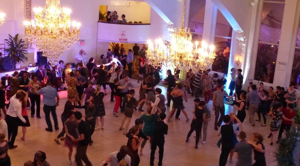 Harlem Renaissance Orchestra at Alhambra Ballroom